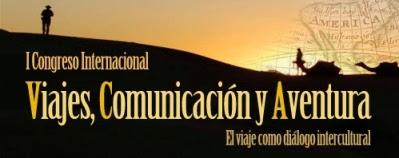 Congreso Viajes Comunicacion y Aventura