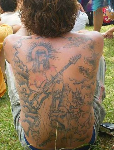 God Tattoos