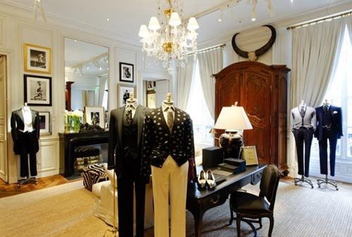 Ralph Lauren s Flagship Store in St. Germain, Paris   New Home   Design d85d7da71a3