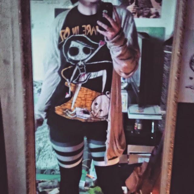 akumu ink, emo tshirt, goth shirt, scene shirt