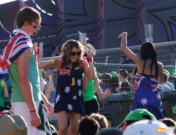 australia day live