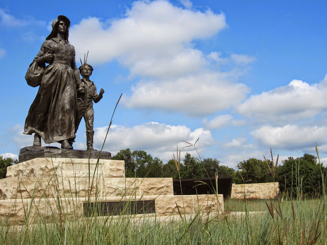 Pioneer Woman Museum, Ponca City, OK. From 100 Places in the USA Every Woman Should Go
