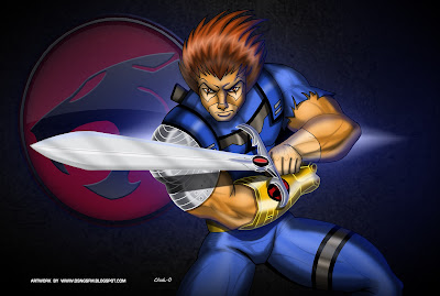 Thundercats Series on Series Anyway Here Is Another Fanart My Take On Liono