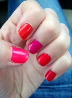 swatch manicure