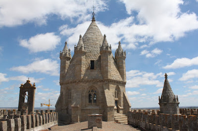 Sé Catedral - Évora - Portugal