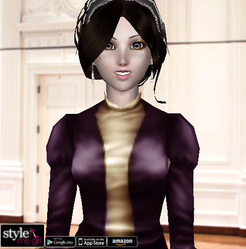 Style Me Girl - Level 48 - Victorian - Dot - NO CASH ITEMS! - Snapshot