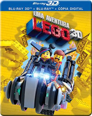 Baixar Uma Aventura LEGO BDRip Dual Audio Download Grátis