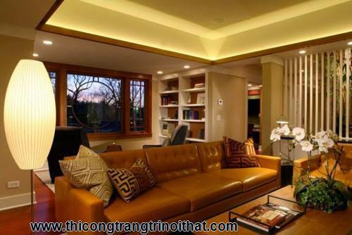 Sắm sofa da rộn ràng đón Tết - <strong><em>Thi công nội thất gỗ</em></strong>-6