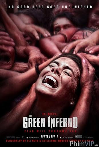 Lời Nguyền Xanh - The Green Inferno poster