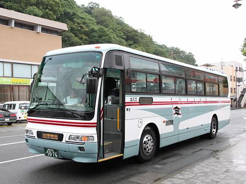 宇和島自動車「松山~宇和島・城辺線」 5076