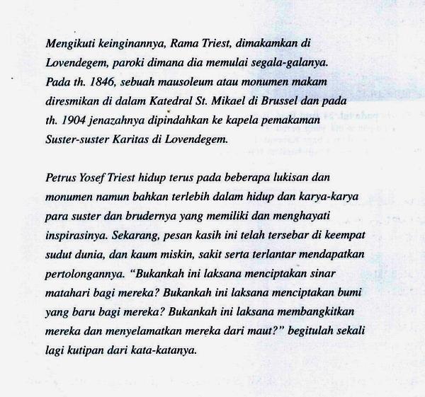 KOMIK KISAH SEJARAH PASTOR PJ TRIEST