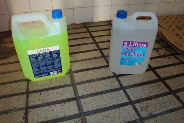 Temperatura alta en tiger 1050 y duda con anticongelante - Radiadores de agua baratos ...