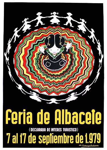 Cartel Feria Albacete 1979