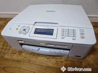Download Brother MFC-J810DN printer's driver, know how to install