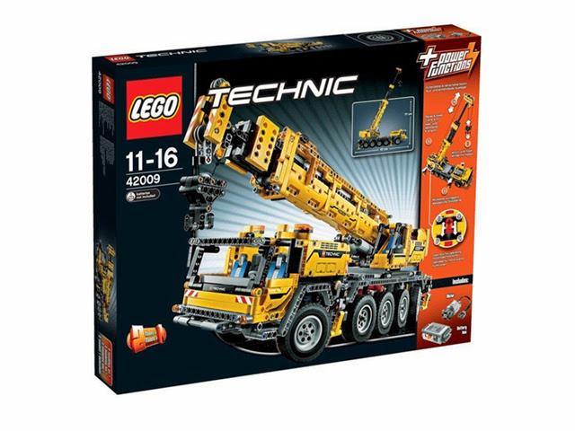 42009 レゴ モービル・クレーンMKII(テクニック)
