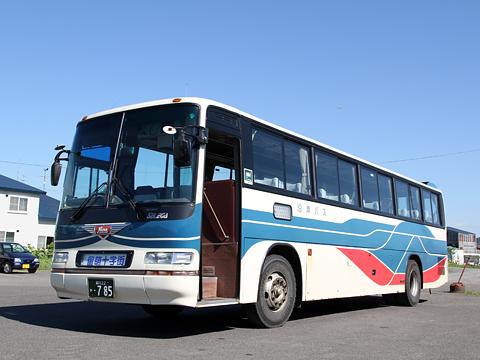 沿岸バス 豊富留萌線 ・785