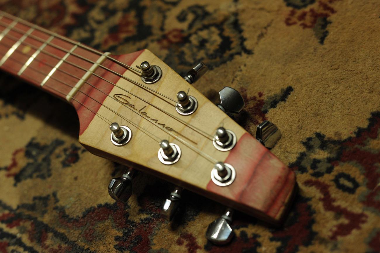*Skate Guitar 回收再生:電音滑板吉他! 7