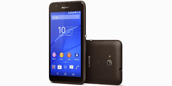 Sony Xperia E4g (black)