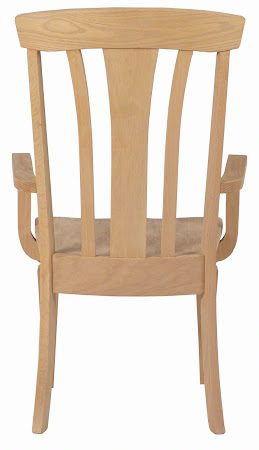 Alsace Chair in Natural Oak