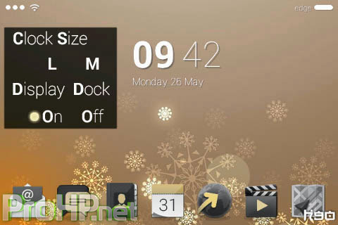 NEXUS Gold Edition for BlackBerry Preview 2