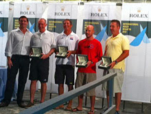 Rolex Cup regatta sailing winners