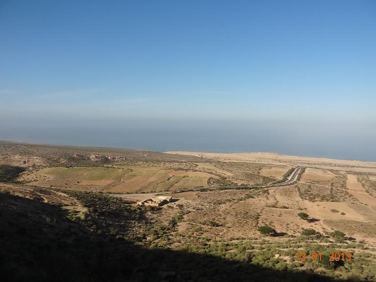 Marrocos e Mauritãnia a Queimar Pneu e Gasolina - Página 3 DSC05613