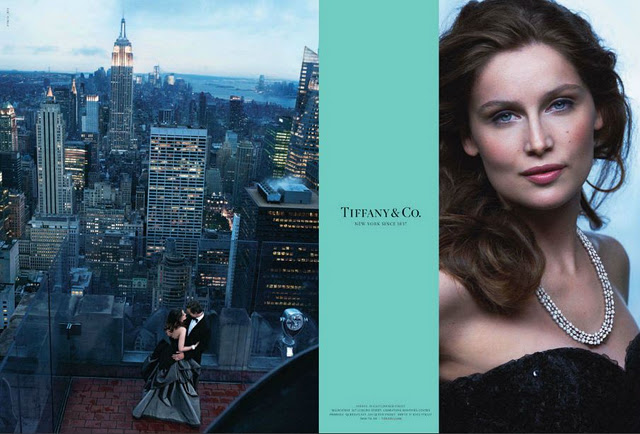 Tiffany & Co. Holiday 2011 Campaign