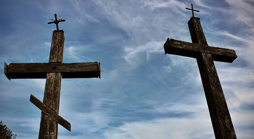 Navigating by the Cross