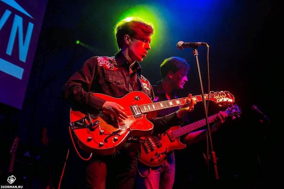 Концерт группы «Babooshka» в московском клубе Brooklyn, 24.04.2015