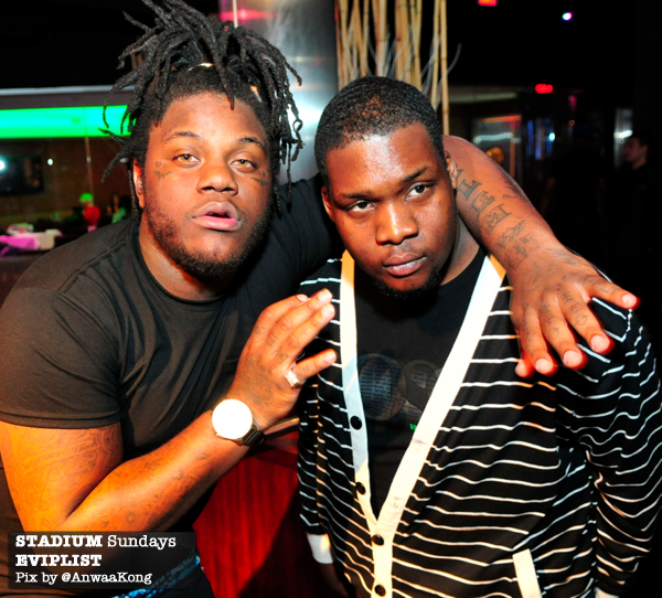 fat trel pictures club party pictures