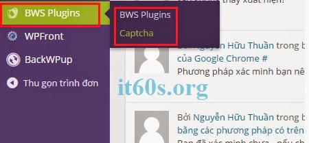 chống spam bằng cách tích hợp Captcha toán học