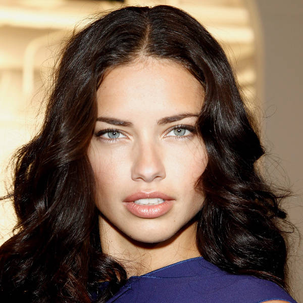 Adriana Lima: Brazilian hottie Adriana Lima is known for her work with Victoria's Secret. Adriana grabbed eyeballs when she wore the fantasy bra during the Victoria's Secret Fashion Show in 2008 and 2010.