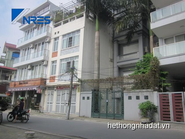 Mua bán nhà đất Hà Nội_Cho thuê nhà số 19 đường Vệ Hồ, Tây Hồ