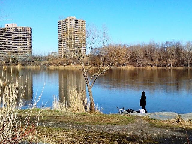 Montreal - fluviu, recreere