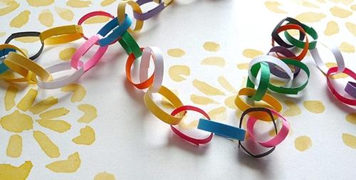 Guirnaldas coloridas para cumplea os infantiles portal - Guirnaldas para fiestas infantiles ...