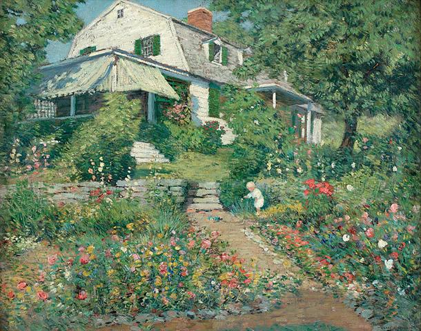 Clark Voorhees - My Garden