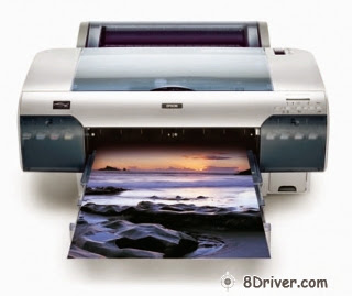 Download Epson Stylus Pro 4880 Inkjet printer driver & install guide