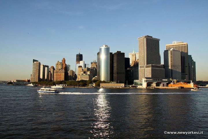 Downtown Manhattan
