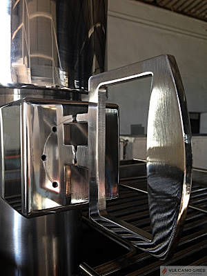 Horno de brasas Vulcano Gres www.vulcanogres.com