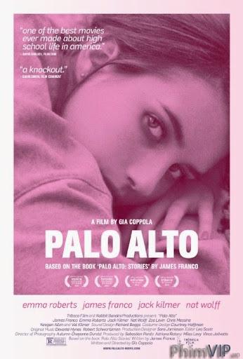Chuyện Tình Học Đường - Palo Alto poster