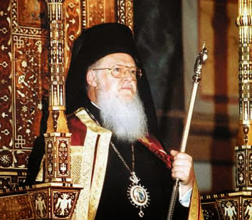 Ecumenical Patriarch Bartholomew To Receive The 2012 Freedom Award