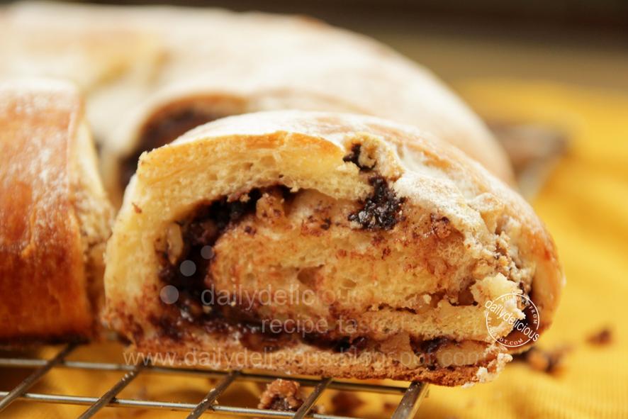 Yeast Coffee Cake Dough