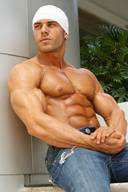 Nick Soto - Hard and Ripped Bodybuilder Male Model