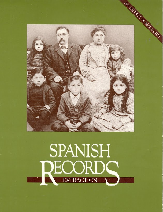 Spanish Records Extraction and Instructional Guide