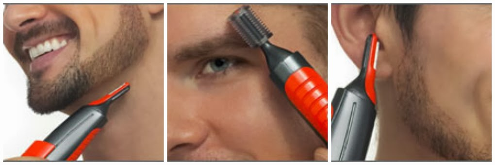 Micro-Touch Switchblade 2-in-1 Trimmer from Idea Village