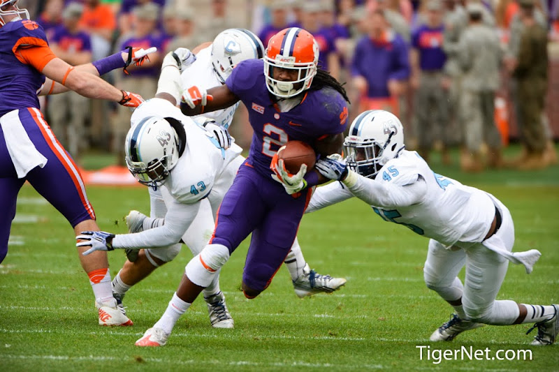 Clemson vs The Citadel Photos - 2013, Football, Sammy Watkins, The Citadel