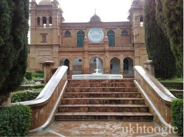 Dr Iqbal Photos Collection: Islamia college peshawar Historical place