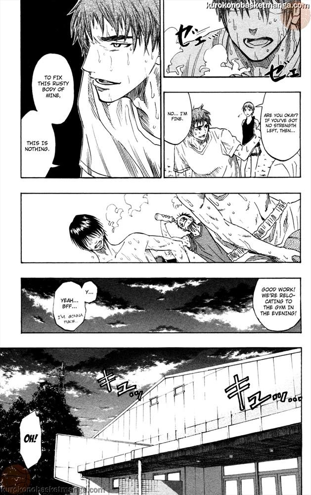 Kuroko no Basket Manga Chapter 59 - Image /0011