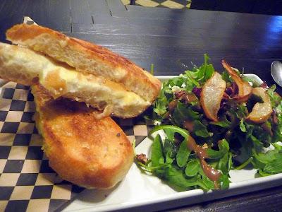Picnic House, Soup, Salad, Sandwich