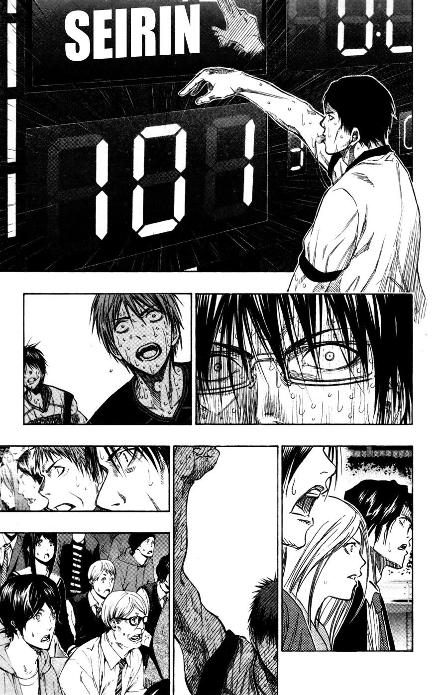 Kuroko no Basket Manga Chapter 139 - Image 06